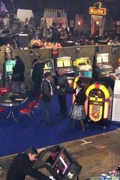 Juke-box Cools - Leopoldsburg - Historiek