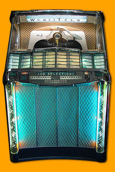 Juke-box Cools - Wurlitzer 2100