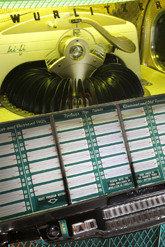 Juke-box Cools - Wurlitzer 2104