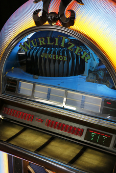 Juke-box Cools - Wurlitzer 1050