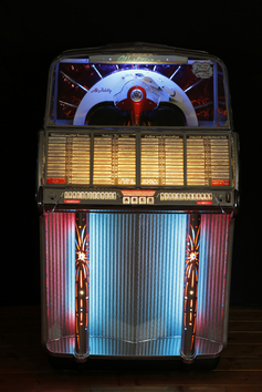 Juke-box Cools - Wurlitzer 1800
