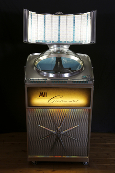 Juke-box Cools - AMI Continental 1