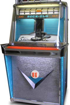 Juke-box Cools - Rock-Ola Tempo 1 - Model 1475