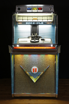 Juke-box Cools - Rock-Ola Tempo 1 -  Model 1468