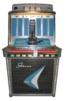 Juke-box Cools - Rock-Ola Tempo 2 - Model 1478