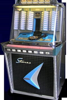 Juke-box Cools - Rock-Ola Tempo 2 - Model 1485