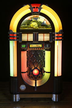 Juke-box Cools - Wurlitzer 1015-CD 'One More Time'