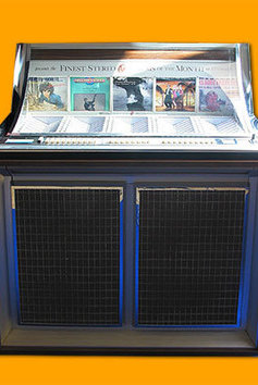 Juke-box Cools - Seeburg LPC1